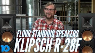 Product Review: Klipsch Floor Standing Speakers
