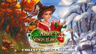 Alice's Wonderland 4: Festive Craze Collector's Edition video