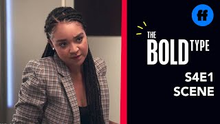 Season 4 episode 1   Extrait 4 : The Girls Decide To Keep It Cool (VO)