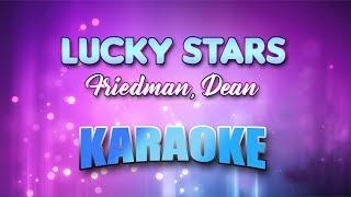 Friedman, Dean - Lucky Stars (Karaoke version with Lyrics)