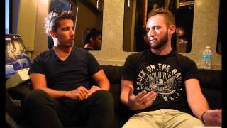 Interview With Daniel Oliver Of Nothing More - Lost Horizon 9/23/15