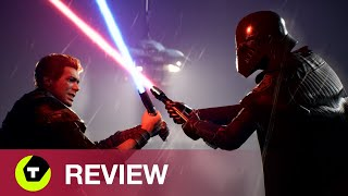 Star Wars Jedi Fallen Order Review - Lightsaber steelt de show in heerlijke game
