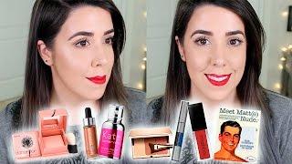 NUEVOS Productos De MAQUILLAJE  | Makeup Review 3en1