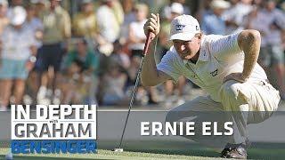 Ernie Els Credits Dozens Of Wins To Psychologist