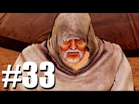 Fist of the North Star: Lost Paradise - Gameplay Walkthrough Part #33 - Sage of the Desert (Eng Dub)