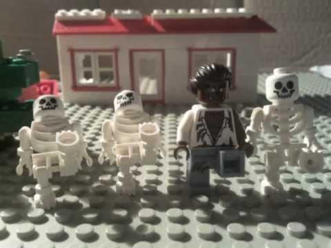 Lego Hulk Gangnam Style