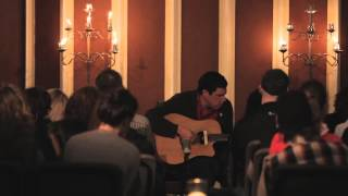 "Damien Jurado - ""Silver Joy"" Live at The Warehouse"