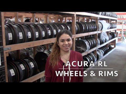 Factory Original Acura RL Wheels & Acura RL Rims – OriginalWheels.com