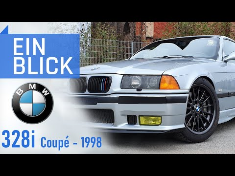 BMW 328i Coupé E36 1998 - Ein 3er mitten im Aufstieg zum Klassiker - Vorstellung & Kaufberatung