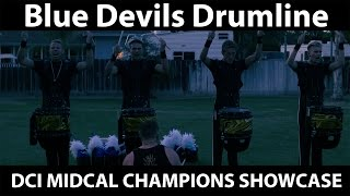 Blue Devils Drumline 2016 in 4K | DCI Fresno | In the Lot
