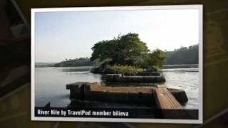 preview picture of video 'Swimming, Horse Riding and the Source of Nile Bilieva's photos around Jinja, Uganda (slideshow)'