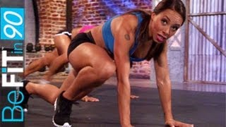 Fat-Burning Cardio Workout: BeFit in 90 by BeFiT