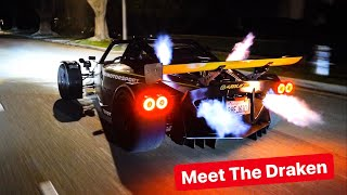 MEET THE DRAKEN TWIN TURBO! SCARIEST CAR EVER...