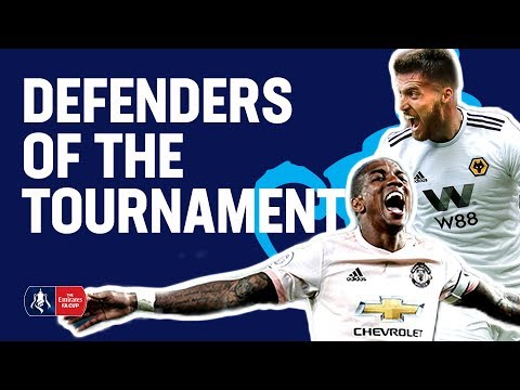 Young, Doherty, Zinchenko? Pick YOUR Defender of the Tournament! | Emirates FA Cup 18/19