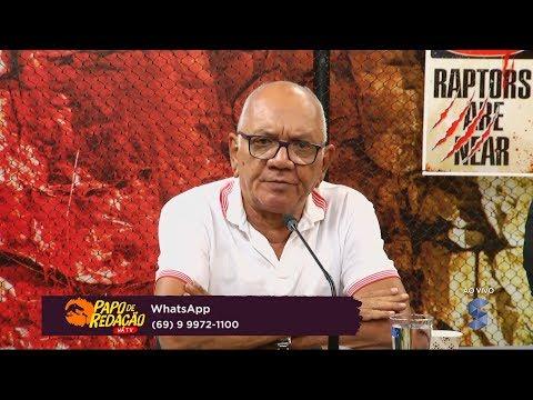 Beni Andrade não quer ver Porto Velho abandonada - Gente de Opinião