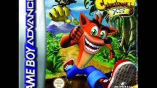 Crash Bandicoot XS Jet-pack levels music