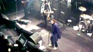 Beady Eye - Four letter word [Live from AB Brussels 22/03/2011]