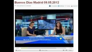 preview picture of video 'VIDEO DENUNCIA 1, en LAS MORERAS de Campamento, Madrid 28024. Telemadrid - MAYO 2012'