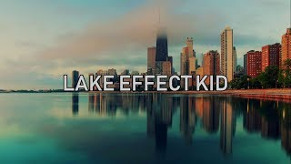 LAKE EFFECT KID - FALL OUT BOY (Lyric Video)