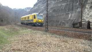 preview picture of video 'Sperry 200 mit 8-fachem Makro an der Geislinger Steige'