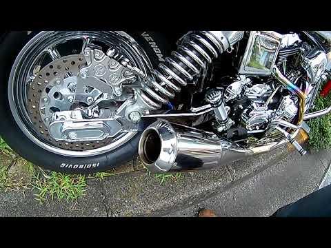 DYNA LOWRIDER/ハーレーダビッドソン 1690cc 埼玉県 チルアウトモーターサイクル