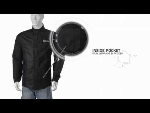 Обзор куртки Miller WeldX на английском