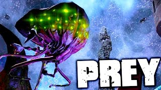 Prey - ALIENS USING DEAD KIDS AGAINST US - (Prey Game Gameplay)