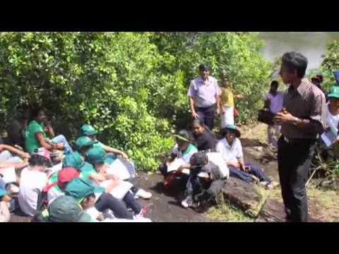 Environmental programme in Sangamitta College