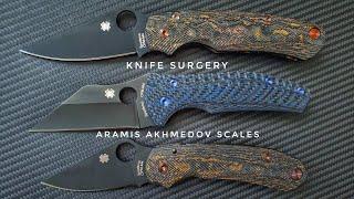 Knife Surgery - Aramis Akhmedov Scales