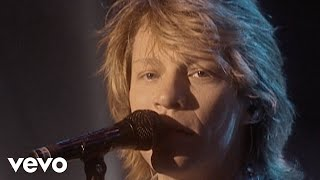 """Video thumbnail of """"Bon Jovi - Misunderstood (Live)"""""""