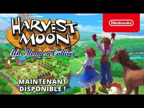 Harvest Moon: Un Monde à Cultiver : Trailer de sortie