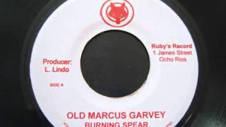 Burning Spear - Old Marcus Garvey
