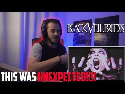 Metal Drummer Reacts to Black Veil Brides | Saints Of The Blood |