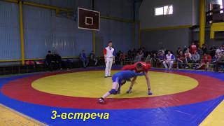 3-встреча Всероссийский турнир Конаково (1999-2000 г.р.)