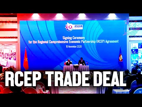 Biggest trade deal in history excludes United States