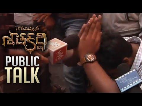 Gautamiputra Satakarni Movie Public Talk   Review   Balakrishna   Shriya Saran   TFPC