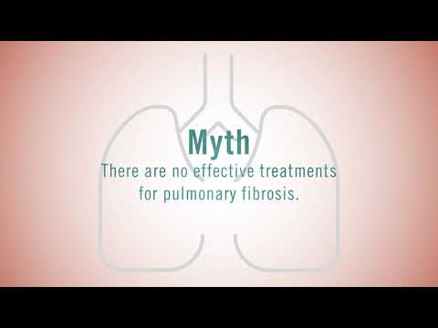 Myth #4: There Are No Effective Treatments For Pulmonary Fibrosis