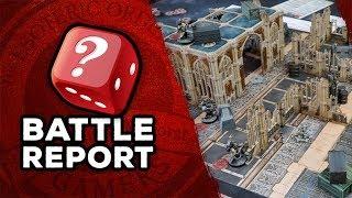 Warhammer 40,000: Kill Team Battle Report