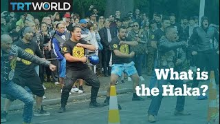 What is the Haka, and what is it performed for?