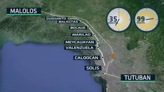 (The Philippines) North- South Commuter Railway Project  (Malolos- Tutuban)