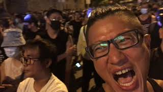 9.26 示威   香港未來 博派領袖  Be Water,empty my mind ! [不入虎穴,焉得虎子?]  統一香港