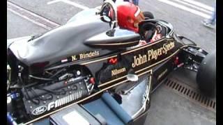 Formules 1 Historiques  à Spa