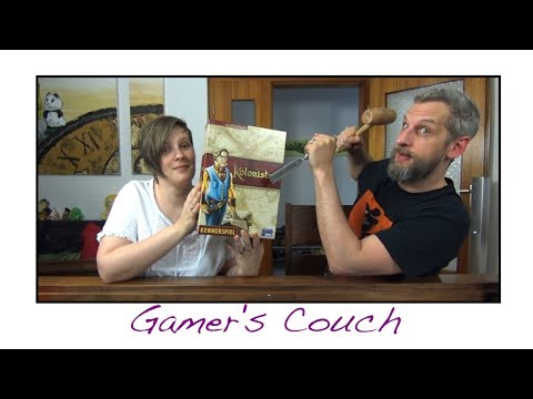 Gamer's Couch #137 - The Colonists