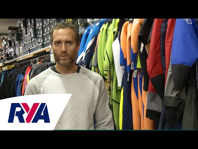 Buying the right wetsuit - advice & tips from the experts - surfing sailing paddle boarding