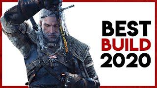 Witcher 3: Best Build 2020