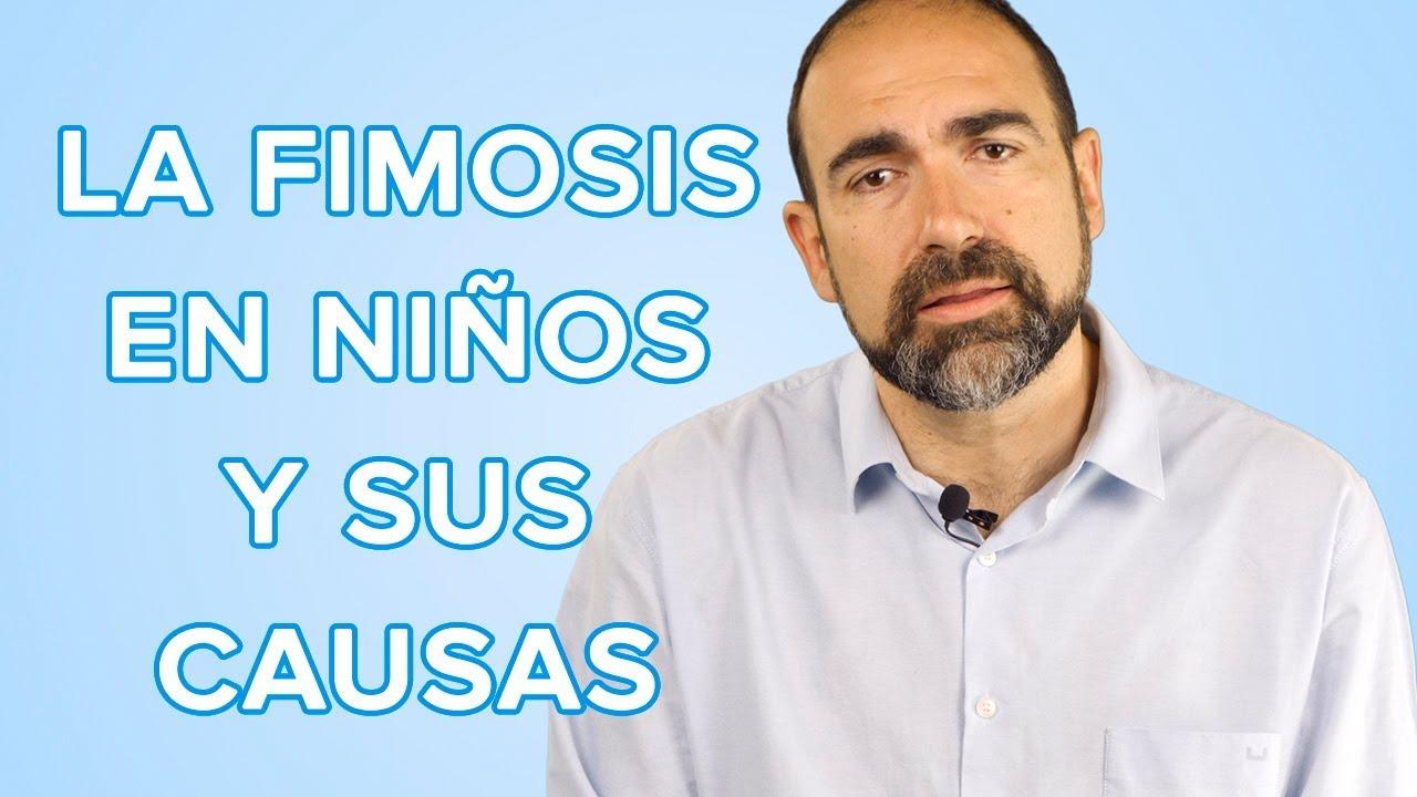 Qué es la fimosis en niños y cuáles son sus causas ????