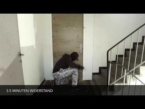 Einbruchschutz für Haustüren