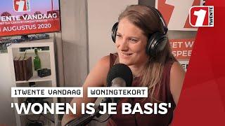 Enschedees PvdA-raadslid maakt zich zorgen over woningmarkt in de stad