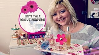 Let's talk about perfume !