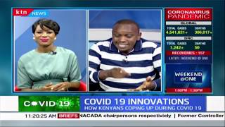 COVID-19 Innovations: Conversation with DR. Kabata on how businesses can stay afloat during pandemic